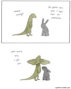 nice guy | Liz Climo comic via tumblr