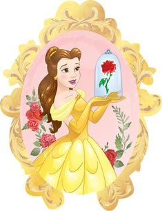 Beauty and the Beast Dream Big Lunch Napkins 16ct