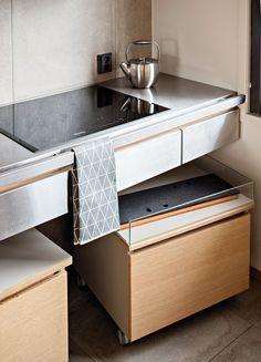 Design by Jari Laiho, kitchen by Kitzen. Kitchen Island, Touch, Design, Home Decor, Island Kitchen, Decoration Home, Room Decor, Home Interior Design