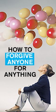 How to Forgive Anyone for Anything. This article helped me immensely. As soon as I read the part about the manipulative friend and what to do about ending the relationship, I immediately felt a weight lift off my chest. Almost like a balloon that had acquired too much air and was now deflating. It was glorious. <3 I've never felt so free.