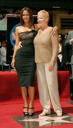 Halle Berry says her mom Judith Ann Hawkins