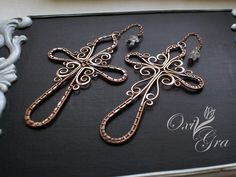 OxiGra #copper #wirewrapping