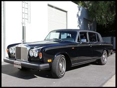1978 Rolls Royce Silver Wraith II Sedan