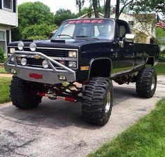 Nice Old School Truck