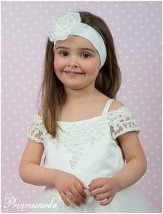 MAXIMA - Traumhaftes Festkleid für kleine Prinzessinnen! - Princessmoda - Alles für Taufe Kommunion und festliche Anlässe