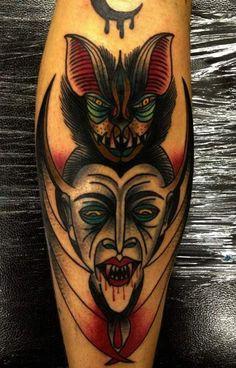 bats #tattoo #ink