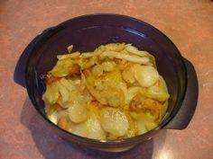 Recette au Microcook 2.25 l de tupperware Gratin nordique au Microcook Ingrédients : 1 kg de pommes de terre poivre, curcuma 5 tranches de saumon fumé 1 feuille de laurier coupée en 3 40 g de beurre 200 ml de crème liquide huile ou beurre pour le moule...