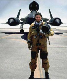 Maj. Brian Shul.