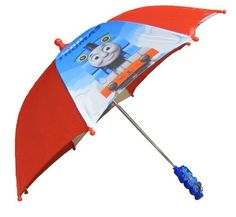 Thomas the Tank Boy's Red Umbrella with 3D Handle AccessoWear. $9.99