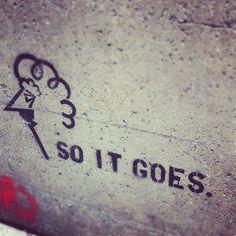 Slaughterhouse-Five – Kurt Vonnegut.   28 Brilliant Works Of Literary Graffiti