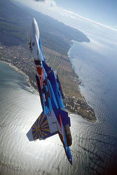 "Suchoj Su-27SM ""Flanker"""