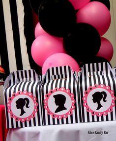 Cumpleaños barbie | CatchMyParty.com