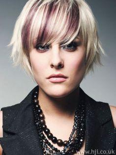 Astonishing Hair Color New Hair Colors And Short Blonde On Pinterest Short Hairstyles For Black Women Fulllsitofus