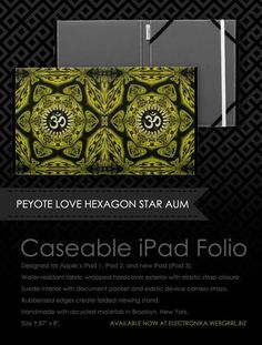 New product range release this weekend, the Caseable brand #iPad Folio Cases