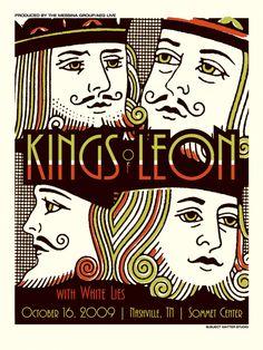 Kings Of Leon @ Nashville, TN