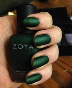 Who likes this matte nail polish trend? I DO!