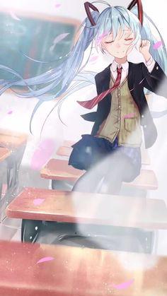 Anime Girl Listening To Music Fantastic Wallpapers, Anime Scenery Wallpaper, Listening To Music, Cat Ears, Fandoms, Animation, Poster, Art, Art Background