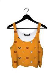 Beloved Shirts presents the Halloween Crop Top