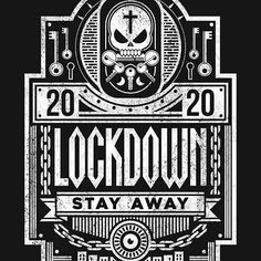 ''Lockdown' Skull, Lock and Key design' by David Speed Canvas Prints, Framed Prints, Key Design, Long Hoodie, Art Boards, Laptop Sleeves, Classic T Shirts, Shirt Designs, Skull