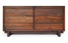 Benett Dresser Handcrafted From Solid Reclaimed by TeakMeHome