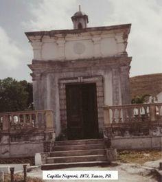 Mausoleo de la familia Negroni, Yauco, PR