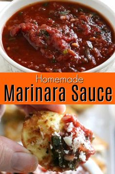 This is the real deal – Carrabbas's Marinara Sauce. This Marinara Sauce is i… This is the real deal – Carrabbas's Marinara Sauce. This Marinara Sauce is ideal for dipping all your favorite appetizers. It's fast and easy, and ready in just minutes! Marinara Recipe, Homemade Marinara, Marinara Sauce, Menu, Italian Recipes, Italian Dishes, Italian Foods, Italian Pasta, Best Appetizers