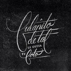Fulanito aka So-and-So. Me encanta! I love it!
