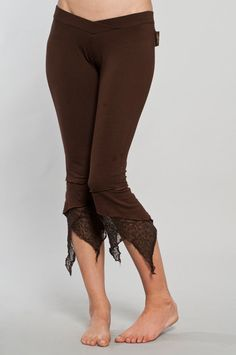 Love these!! Perfect for fair or yoga or anything! - Pointy Pixie leggings by LunaDesignn on Etsy, $62.00