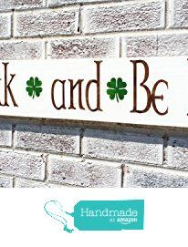 Irish Baby Nursery Décor Customized Name Wall Art Wood Signs Sayings Springtime Pinterest