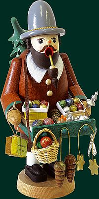 Glaesser Incense Smokers - Tree ornament peddler