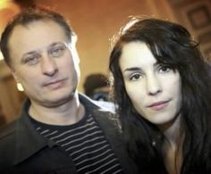 Publicity photos Noomi Rapace and Michael Nyqvist