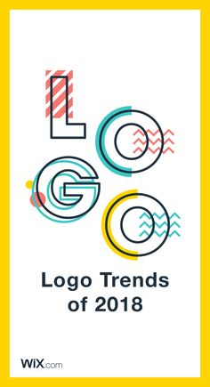 As small as it may be, your logo has quite a big role to play in your business. Our design team hunted down the most popular logo trends of 2018 just for you. From bold colors to letter stacking we've got it all covered.