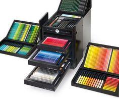 Karl Lagerfelds Art Supply Kit #LavaHot http://www.lavahotdeals.com/us/cheap/karl-lagerfelds-art-supply-kit/126516