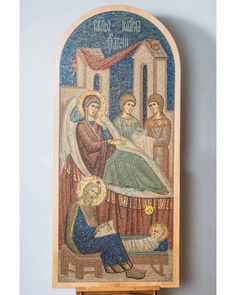 Mosaic Art, Faith, Icons, Mosaics, Loyalty