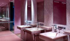 Furniture and Decoration  Attractive Bathroom Suggestions With Colorful  Furniture and Decoration