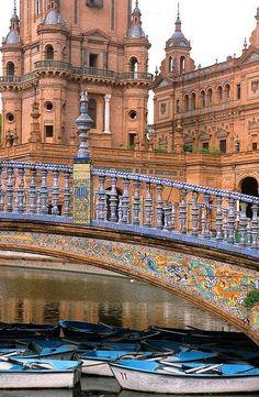 Sevilla, Spain | Top lovely art