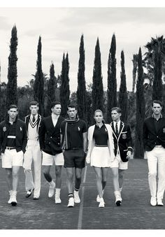 Preppy Tennis Look Ivy Style, Cool Style, Ralph Lauren, Buckingham Palace, Le Rosey, Lily Pulitzer, Tommy Hilfiger, Preppy Handbook, Tennis Fashion