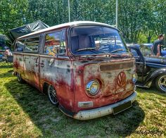 69 early bay tin top campervan
