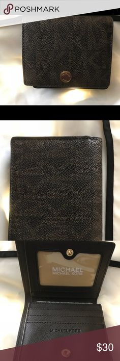 Flap card holder Mini wallet card holder Michael Kors Bags Wallets