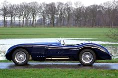 1968 Jaguar C-type by Heritage