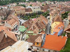 Sighisoara sightseeing - Photo made by: transylvanianlifestyle.com