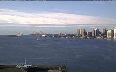 Nova Scotia Webcams - Halifax Waterfront | Alderney Gate, Dartmouth
