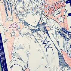 MM x school!AU Saeran is a delinquent who wants to destroy student council (RFA) lmao Maybe president jumin next~ Also semi hiatus because mid-term exam is coming  RIP me Sorry for slow response  #iinktober #inktober2016 #mysticmessenger #saeranchoi #mysticmessengerunknown
