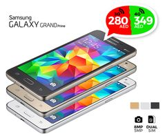 Samsung Galaxy Grand Prime 4G, 3G technology now available at #myklickshop  with very less price.    #samsung  #galaxygrand #prime #smartphone  #uae  #dubaishopping  #onlineshop #cashondelivery