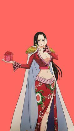 Boa Hancock - One piece Anime Echii, Anime One, Chica Anime Manga, One Piece Anime, Kawaii Anime, Zoro, Luffy And Hancock, Robin, One Piece Games