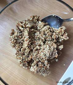 Cheesecake raw vegan cu afine - Flavia Hiriscau
