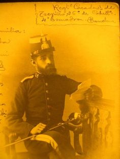 Cazadores de Treviño nº 26 1906