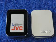JVC Zippo Lighter 1980 Olympic Winter Games Lake Placid USA Very Rare Lighter
