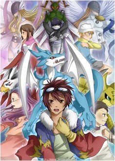 http://rueme.deviantart.com/art/Digimon-02-17475089... - Things of Mine at Any Time