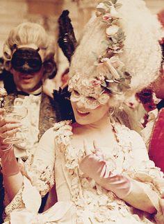 Marie Antoinette Masquerade Ball